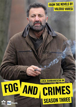 Fog And Crimes: Series 3 Dvd