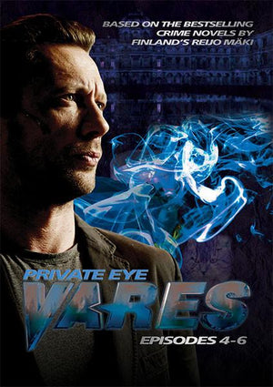 Vares: Episodes 4-6 Dvd