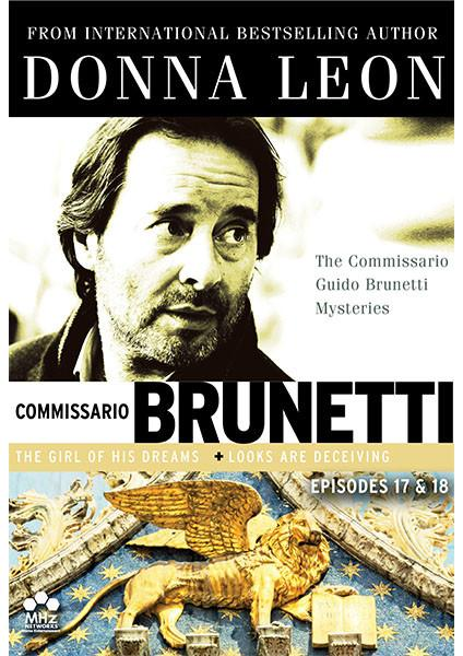 Donna Leon's Commissario Guido Brunetti Mysteries: Episodes 17 & 18