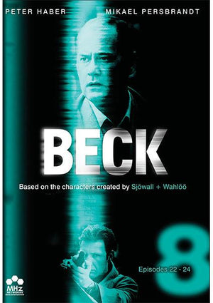 Beck: Episodes 22-24 (Set 8) Dvd