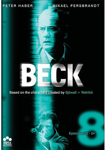 Beck: Episodes 22-24 (Set 8)