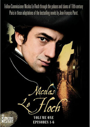 Nicolas Le Floch: Volume 1 Dvd
