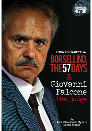 Giovani Falcone: The Judge / Borsellino: 57 Days Dvd