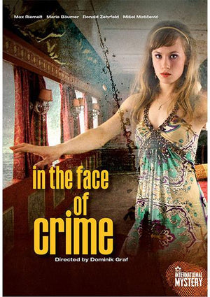 In The Face Of Crime Dvd