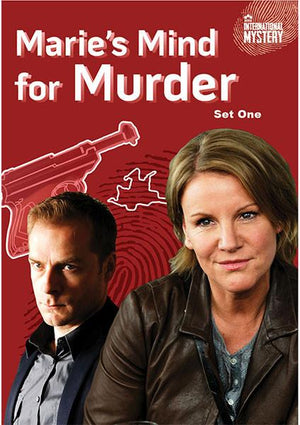 Maries Mind For Murder: Set 1 Dvd