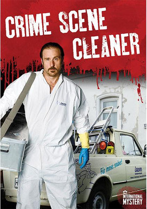 Crime Scene Cleaner Dvd