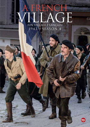 A French Village: Season 4 Dvd
