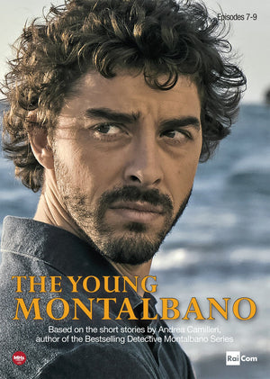 The Young Montalbano: Episodes 7-9 Dvd