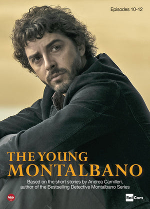 The Young Montalbano: Episodes 10-12 Dvd