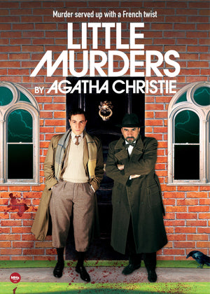 The Little Murders Of Agatha Christie Dvd
