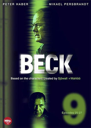 Beck: Episodes 25-27 (Set 9) Dvd
