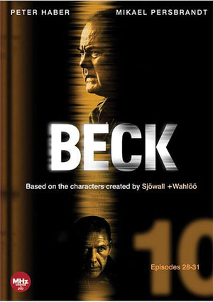 Beck: Episodes 28-31 (Set 10) Dvd
