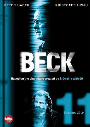 Beck: Episodes 32-34 (Set 11) Dvd