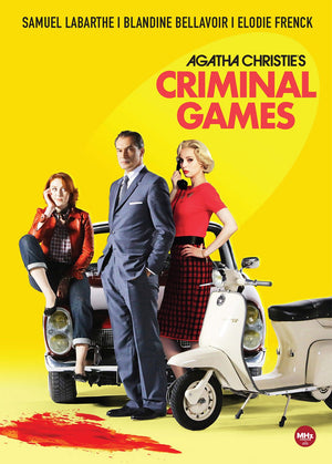 Agatha Christies Criminal Games Dvd