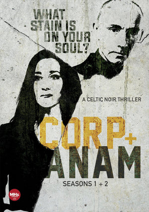 Corp + Anam: Seasons 1 & 2 Dvd