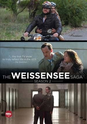 The Weissensee Saga: Season 2 Dvd
