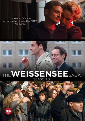 The Weissensee Saga: Season 3 Dvd