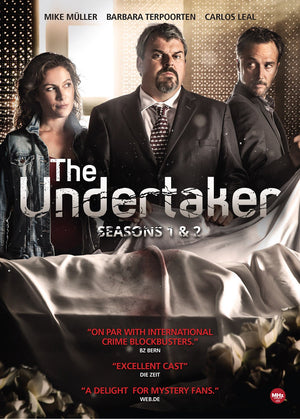 The Undertaker: Season 1 & 2 Dvd