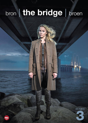 The Bridge: Season 3 Dvd