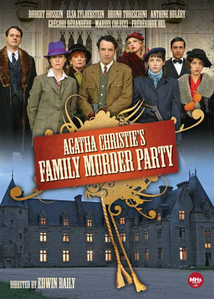 Agatha Christies Family Murder Party Dvd