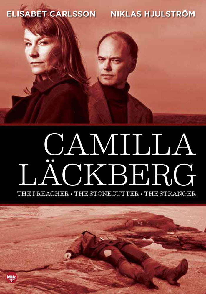 Camilla Läckberg: The Preacher, The Stonecutter and The Stranger