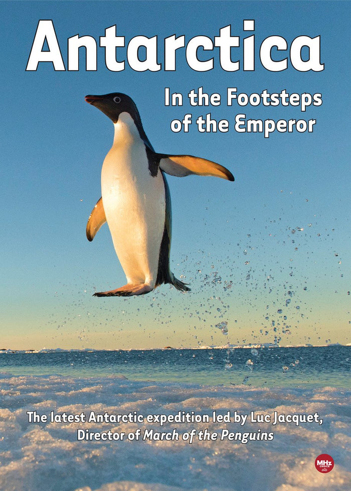 Antarctica's Secrets: In the Footsteps of the Emperor