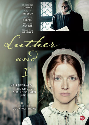 Luther And I Dvd