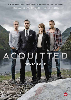 Acquitted: Season 1 Dvd