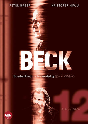 Beck: Episodes 35-38 (Set 12) Dvd