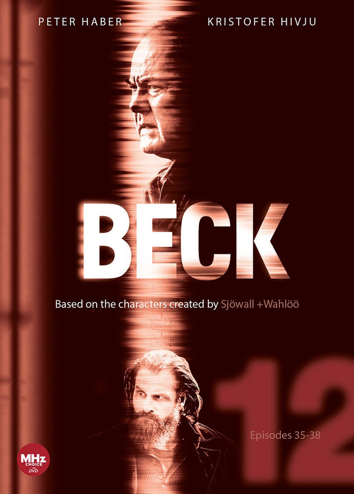 Beck: Episodes 35-38 (Set 12)