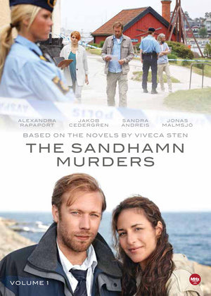 The Sandhamn Murders Vol. 1 Dvd