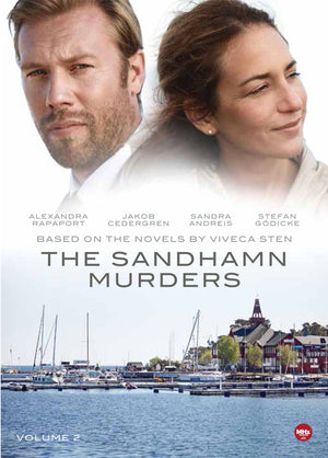 The Sandhamn Murders Vol. 2 Dvd