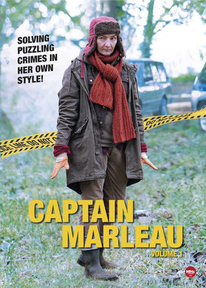 Captain Marleau Vol. 1 Dvd