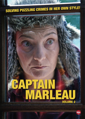 Captain Marleau Vol. 2 Dvd