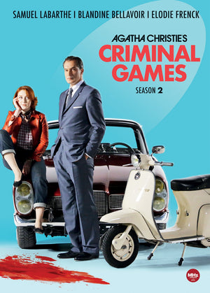Agatha Christies Criminal Games: Season 2 Dvd