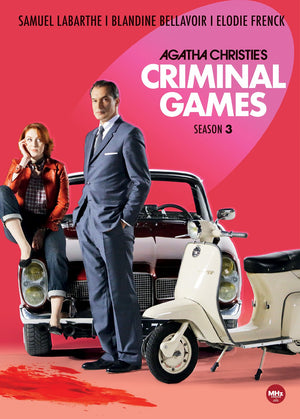 Agatha Christies Criminal Games: Season 3 Dvd