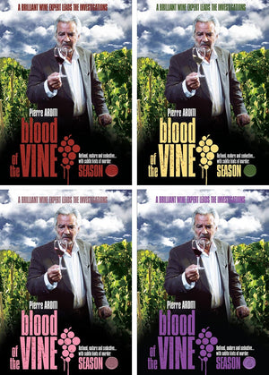 Blood Of The Vine Binge Set Dvd
