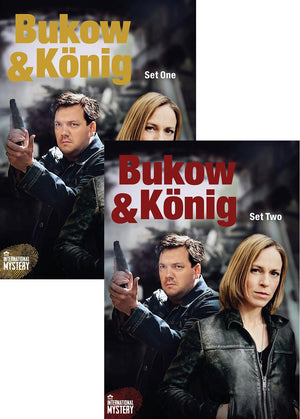 Bukow And König: Sets 1 & 2 Combo-Pack Dvd