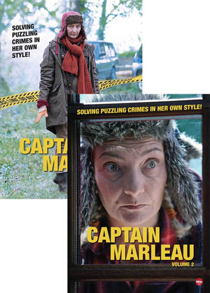 Captain Marleau Vol. 1 & 2 Combo-Pack Dvd