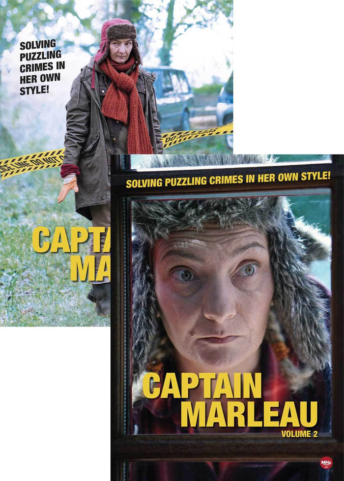 Captain Marleau, Vol. 1 & 2 Combo-Pack