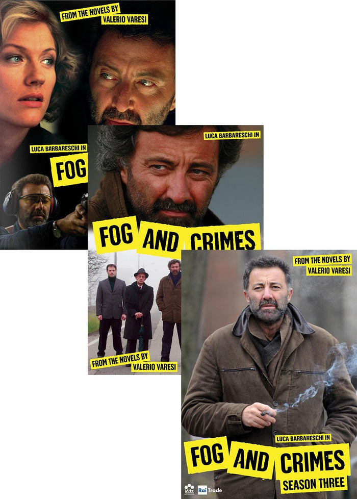 Fog and Crimes Binge Set