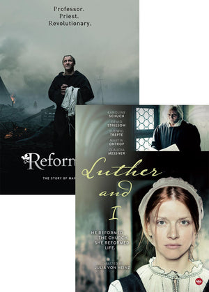 Reformation / Luther And I Combo-Pack Dvd