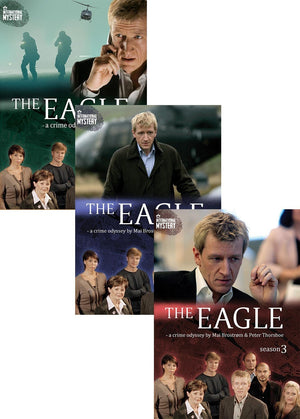 The Eagle Binge Set Dvd