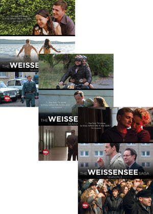 The Weissensee Saga Combo Pack Dvd
