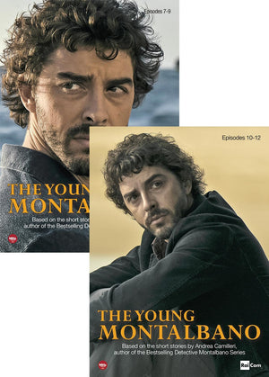The Young Montalbano: Episodes 7-12 Combo-Pack Dvd