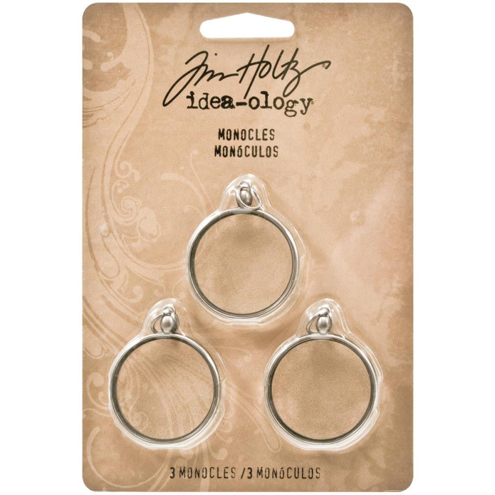 Tim Holtz 3 pc. Monocle Set