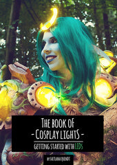 Kamui Cosplay The Book of Cosplay Lights