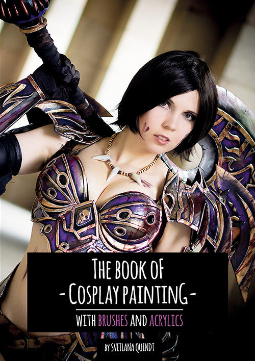 Kamui Cosplay The Book of Cosplay Painting