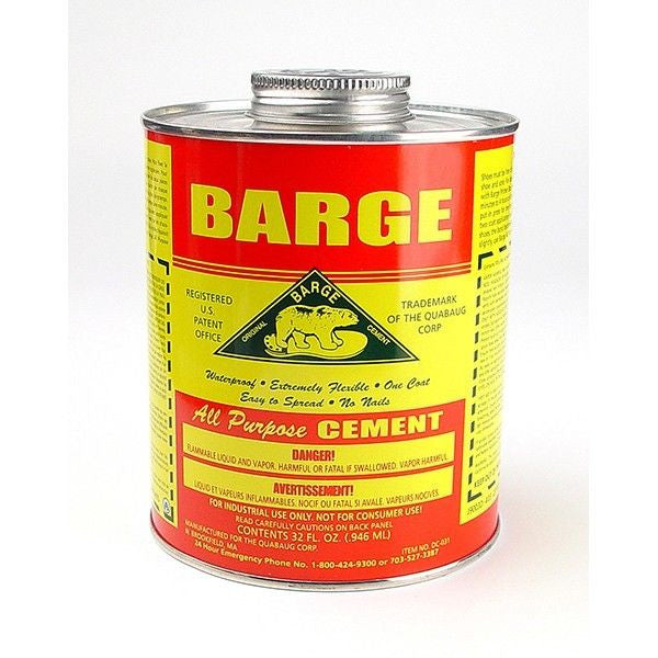 BARGE All Purpose Cement 32oz can