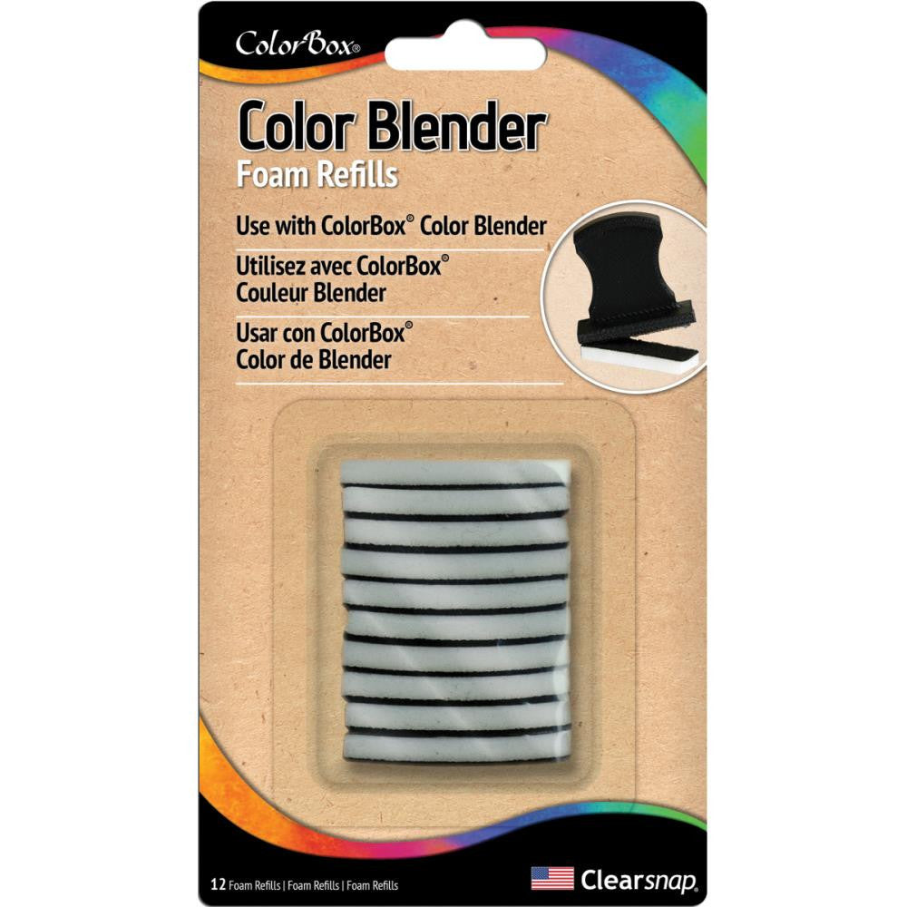 Color Blender Foam Refills